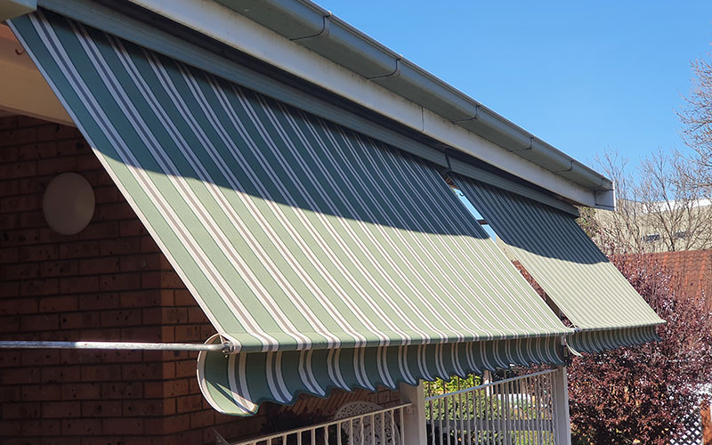 Awnings Blinds