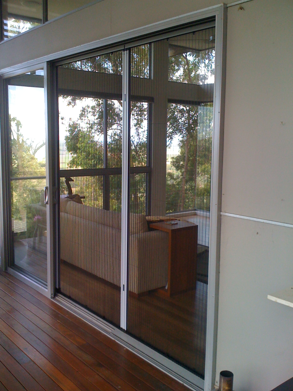 Fly Screens In Sydney Made To Measure Delta Blinds