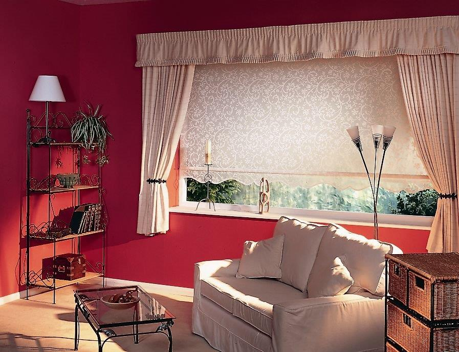 Pattern Roller Blinds