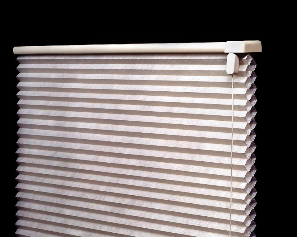 H-comb Blinds Soft Shade Close Up